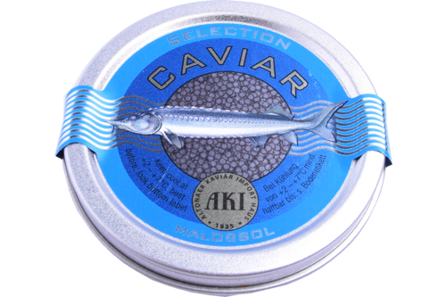 Caviar selection 30gr