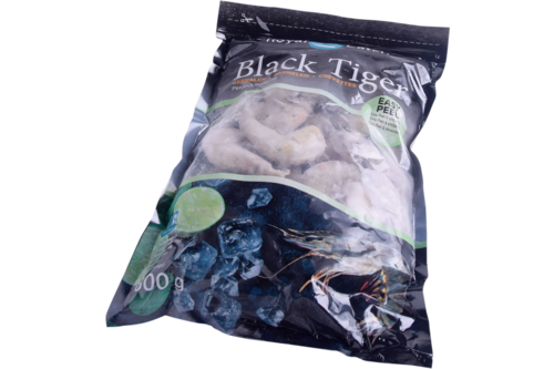 Gamba Black Tiger easy peel 16/20 Royal Catch 1kg