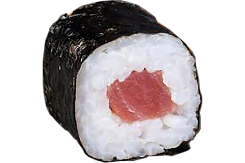 Sushi hosomaki tonijn yellowfin