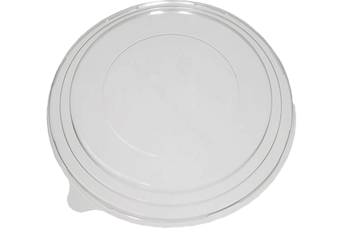 Salad bowl Lid Ø149mm H25mm PET ds 300st
